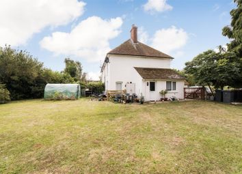 Thumbnail 3 bed end terrace house for sale in Perry Court Cottage, Garlinge Green, Canterbury