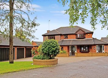 Thumbnail 6 bed detached house for sale in Carisbrooke Gardens, Knighton, Leicester