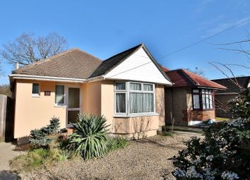 Thumbnail 3 bed detached bungalow for sale in Fairfax Road, Woking
