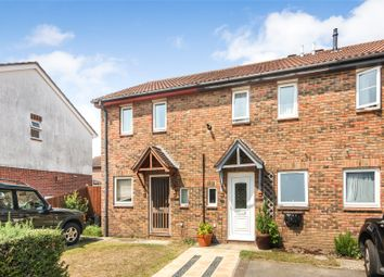 Thumbnail 2 bed terraced house for sale in Bankhill Drive, Lymington, Hampshire