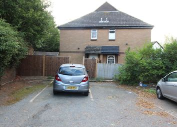 Thumbnail 2 bedroom semi-detached house to rent in Manordene Road, Thamesmead