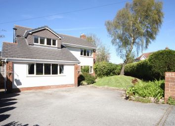 Thumbnail 4 bed detached house for sale in Mere Lane, Heswall, Wirral