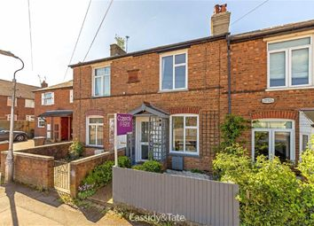 Thumbnail 2 bedroom terraced house for sale in Hedley Road, St Albans, Hertfordshire