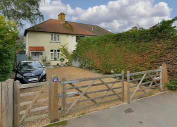 Thumbnail 2 bed semi-detached house for sale in Upper Halliford Road, Shepperton