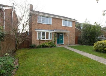 Thumbnail 4 bed detached house for sale in Poplar Drive, Marchwood
