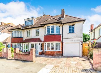 5 bed semi-detached house for sale in Roman Road, Hove BN3