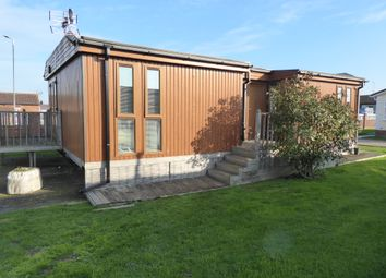 Thumbnail 1 bed mobile/park home for sale in Saddlebrook Park, Warden Bay Road, Leysdown On Sea, Sheerness, Kent