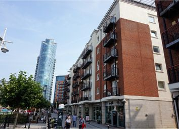 Thumbnail 2 bed flat for sale in The Canalside, Portsmouth