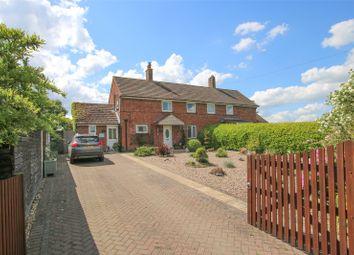Thumbnail 3 bed semi-detached house for sale in Apley, Market Rasen