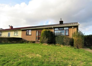 Thumbnail 3 bed semi-detached bungalow for sale in Harehill Road, Grangewood, Chesterfield
