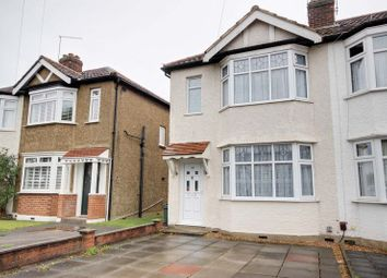 Thumbnail 3 bedroom semi-detached house for sale in Churchbury Lane, Enfield