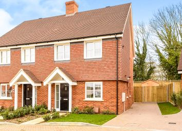 Thumbnail 2 bed semi-detached house for sale in Skylark Close, Epsom