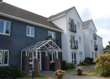 Thumbnail 1 bed flat for sale in Fair Park Road, Wadebridge, Cornwall