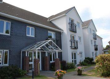 Thumbnail 1 bed flat for sale in Fair Park Road, Wadebridge, Cornwall