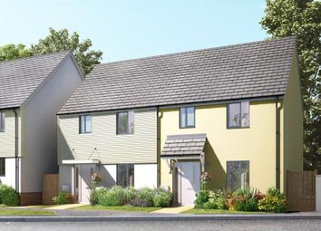 Thumbnail 3 bed detached house for sale in Trelawny Parc, Pelynt, Looe, Cornwall