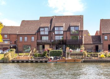 Thumbnail 3 bed terraced house for sale in Temple Mill Island, Marlow, Berkshire