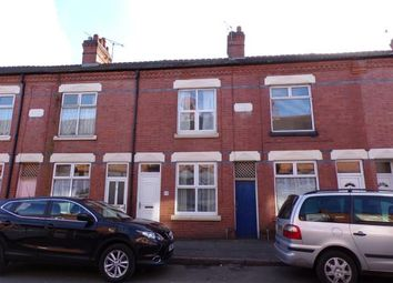 Thumbnail 2 bed terraced house for sale in Willow Brook Road, Leicester, Leicestershire, England