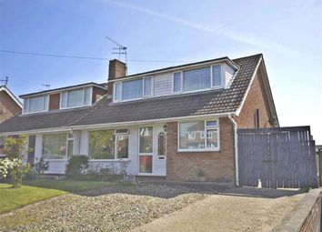 Thumbnail 3 bed semi-detached bungalow for sale in Osgodby Lane, Scarborough