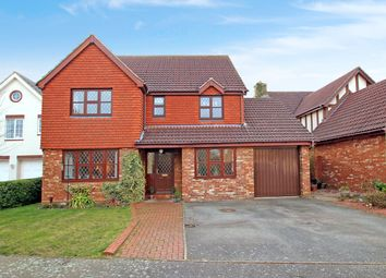 Thumbnail 6 bed detached house for sale in The Greens, Rushmere St Andrew, Ipswich