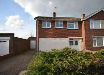 Thumbnail 3 bed semi-detached house for sale in Macaulay Road, Shakespeare Gardens, Rugby, Warwickshire