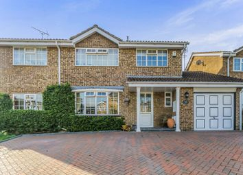 Thumbnail 5 bed detached house for sale in Courtwood, Stanwick, Wellingborough