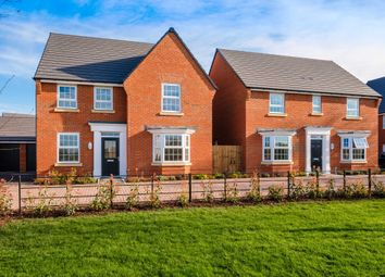 "Thumbnail 4 bedroom detached house for sale in ""Holden"" at Rush Lane, Market Drayton"