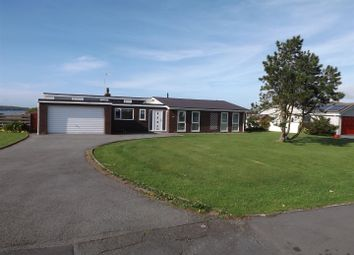 Thumbnail 4 bed detached bungalow to rent in Penrodyn, Valley, Holyhead