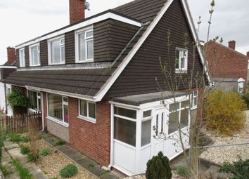Thumbnail 3 bed semi-detached house to rent in Grange Drive, Melton Mowbray