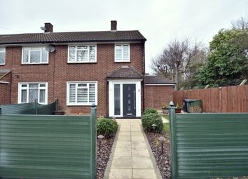 Thumbnail Semi-detached house for sale in The Gossamers, Watford