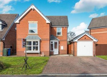 Thumbnail 3 bed detached house for sale in Turnbury Close, Euxton, Chorley, Lancashire