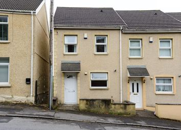 Thumbnail 3 bedroom town house for sale in Trewyddfa Road, Plasmarl, Swansea