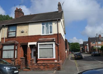 Thumbnail 2 bed terraced house for sale in Ashfields New Road, Newcastle-Under-Lyme