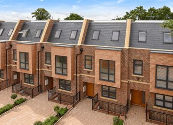 Thumbnail 4 bed terraced house for sale in King Edward's Mews, Acton, London