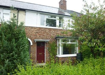 Thumbnail 2 bedroom terraced house for sale in Melrosegate, York
