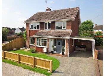 Thumbnail 4 bed detached house for sale in Andrews Close, Tarvin