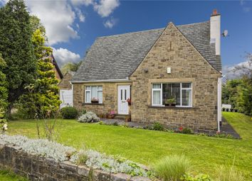 Thumbnail 4 bed detached house for sale in Woodhall Park Crescent East, Stanningley, Pudsey, West Yorkshire