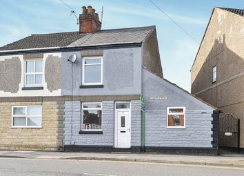 Thumbnail 3 bed semi-detached house for sale in Fairfield Road, Hugglescote, Coalville