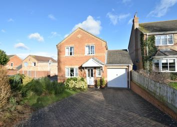 Thumbnail 4 bed detached house for sale in Woodside, Branston, Lincoln