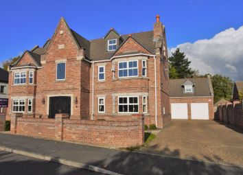 Thumbnail 6 bed detached house for sale in Lyndale Avenue, Edenthorpe, Doncaster