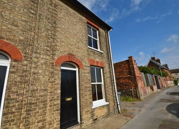 Thumbnail 2 bed end terrace house to rent in Alma Place, Saxmundham