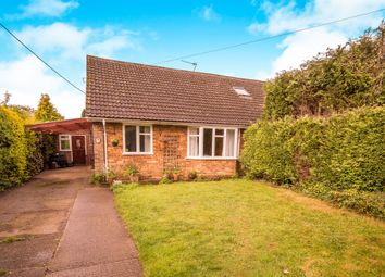 Thumbnail 3 bedroom semi-detached bungalow for sale in Green Lane, Radnage, High Wycombe