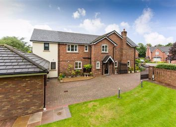 Thumbnail 4 bedroom detached house for sale in St. Johns Court, Broughton, Preston