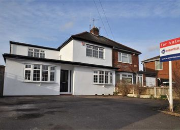 Thumbnail 3 bedroom semi-detached house for sale in Blackhalve Lane, Wednesfield, Wolverhampton