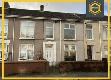 Thumbnail 4 bed terraced house to rent in Sandy Road, Llanelli