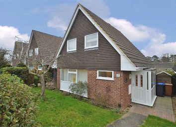Thumbnail 3 bed detached house for sale in Redland Drive, Kingsthorpe, Northampton