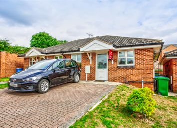 Thumbnail 2 bed semi-detached bungalow to rent in Kitchener Drive, Mansfield