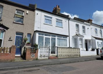 Thumbnail 2 bed terraced house for sale in Acacia Road, Greenhithe
