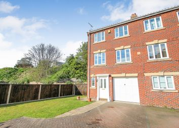 Thumbnail 4 bedroom semi-detached house for sale in Lime Kiln Mews, Norwich