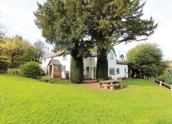 Thumbnail 4 bed detached house for sale in Kingcoed, Usk