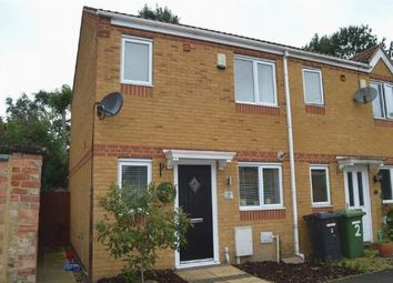 Thumbnail 3 bed end terrace house for sale in Brookes Mews, Earls Barton, Northampton